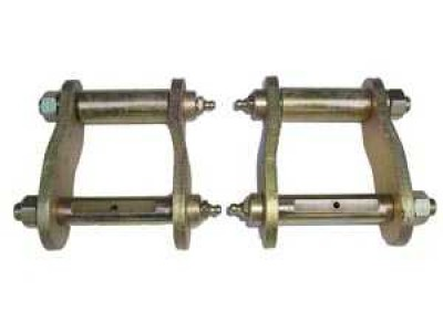 EFS Greasable Shackles Standard Height Front
