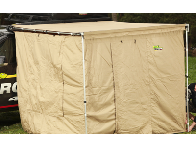Ironman 4x4 Instant Awning Room Enclosure (2.5m x 2.5m)