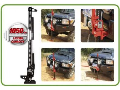 Ironman 4x4 4WD Lift Jack - 48 Inch (with Cover)