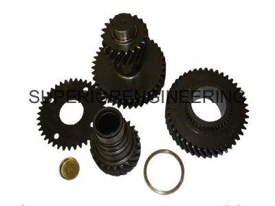 Gearmaster Rock crawler Gears 85% reduction