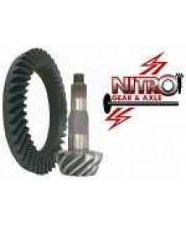 Gear set Nitro 4.10:1 Reverse Rotation front High Pinion