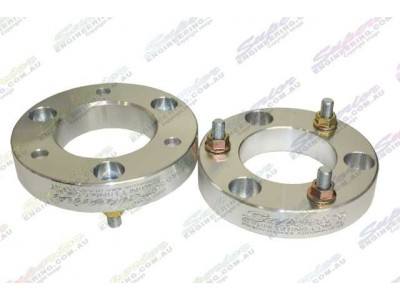 Superior Alloy Strut Spacers 40mm Lift Toyota Landcruiser 200 Series