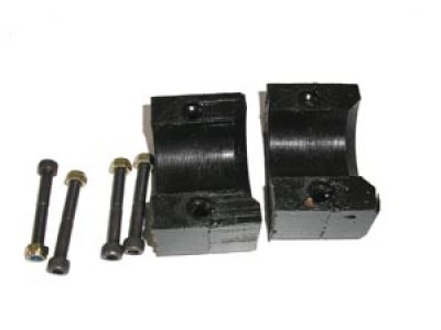 Superior Drop Shackle Block Mounts Suitable For Toyota Landcruiser 76/78/79 Series