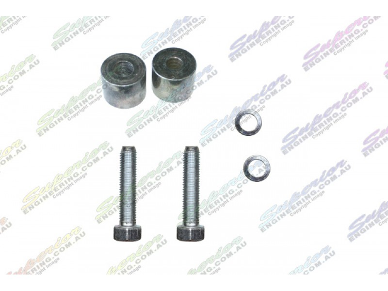 superior brake proportioning valve spacer kit nissan patrol gq  gu
