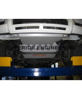 Brown Davis Complete Guard Set Suitable For Ford Ranger/Mazda BT-50 (07-12)