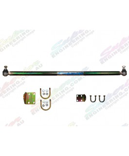 Superior Comp Spec Solid Bar Drag Link Suitable For Land Rover Discovery (Series 1) Adjustable