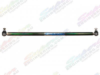 Superior Comp Spec Solid Bar Tie Rod Suitable For Nissan Patrol GQ (Leaf Front) Adjustable
