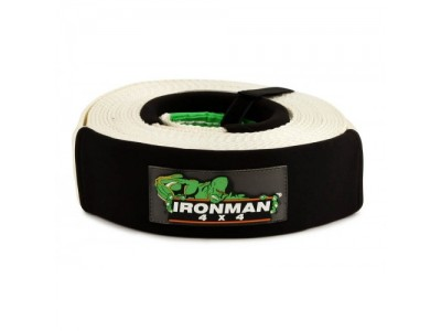 Ironman 4x4 Snatch Strap - 8000kg (9m x 75mm)