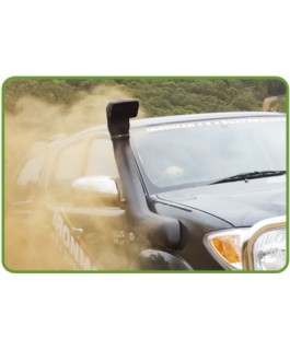 Ironman 4x4 Airforce Snorkel Suitable For Toyota Hilux 2005-15
