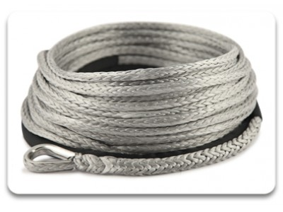 Ironman 4x4 Synthetic Winch Rope 11mm x 30m (11700kg)