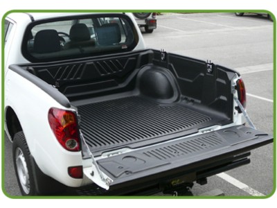Ironman 4x4 Dual Cab Ute Tray Liner - Ford Ranger 2011 on