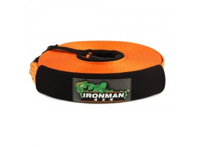 Ironman 4x4 Winch Extension Strap - 4500kg (20m x 50mm)