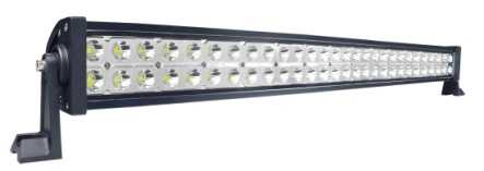 Front view of a Superior 30 inch LED Light Bar showing the dual rows and 60 leds