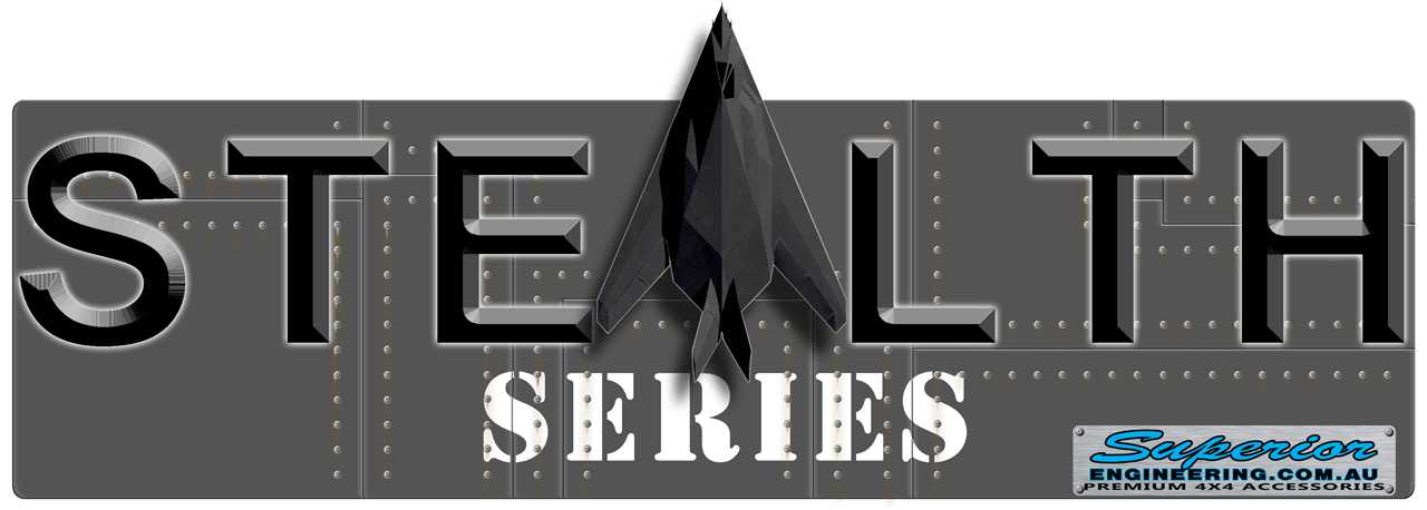 Superior Stealth Series Logo