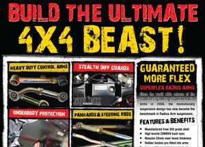 Build The Ultimate 4x4 Beast Magazine Ad