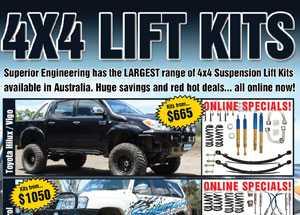 4x4 Lift Kits Magazine Ad
