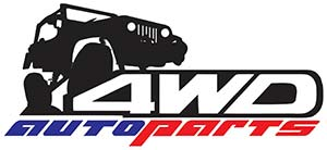 4wd Autoparts Panama Logo
