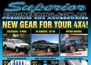 New 4x4 Gear For Your Ute Magazine Ad