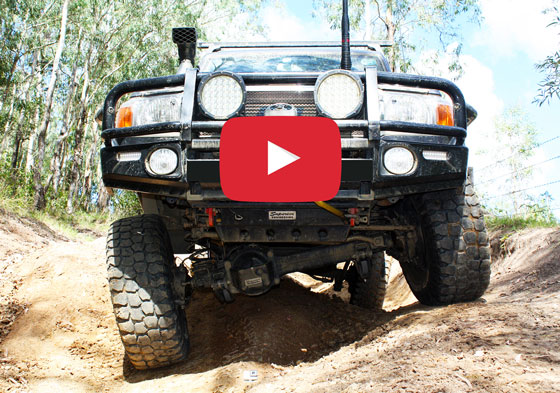 Toyota 79 Series Landcruiser Hyperflex Release Video