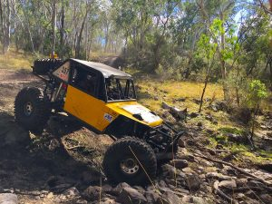 Kerrod Wilson running the Ultra4 Buggy at round 2 of Aust4 Racing Series 2017