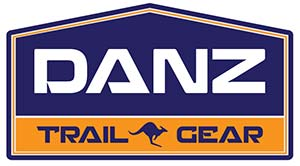 DANZ Trail Gear Logo (four wheel drive aftermarket parts & accessories)