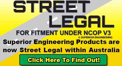 Superior Products Street Legal Banner