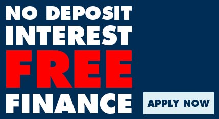No Deposit Interest Free Finance