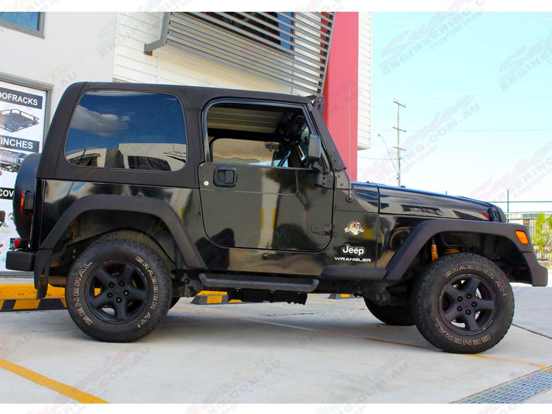 Jeep Wrangler Lift Kits >> Tough Dog 45mm Lift Kit Suitable For Jeep Wrangler Tj Stage 2