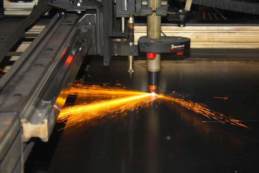 In-House Laser Cutting