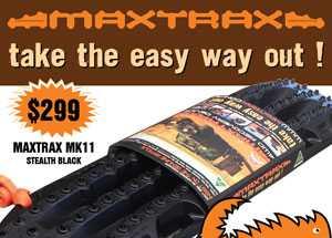 MaxTrax Showroom Display Flyer