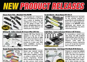 New Superior Product Releases Magazine Ad Thumbnail