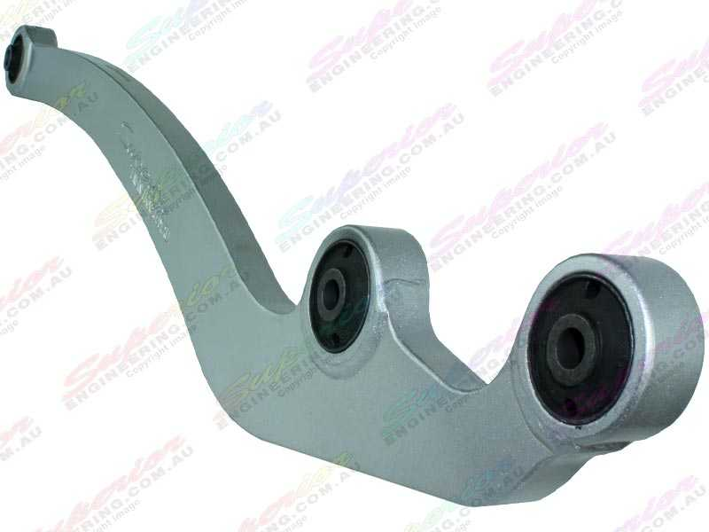 Toyota Landcruiser Standard Radius Arms made by Superior Engineering