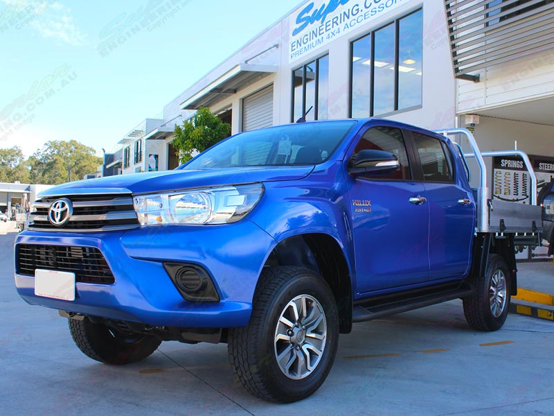 Bilstein 2 Inch Lift Kit Suitable For Toyota Hilux Revo   Superior