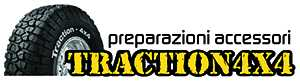 Traction 4x4 Modifications Logo