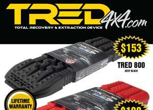 TRED Showroom Display Flyer