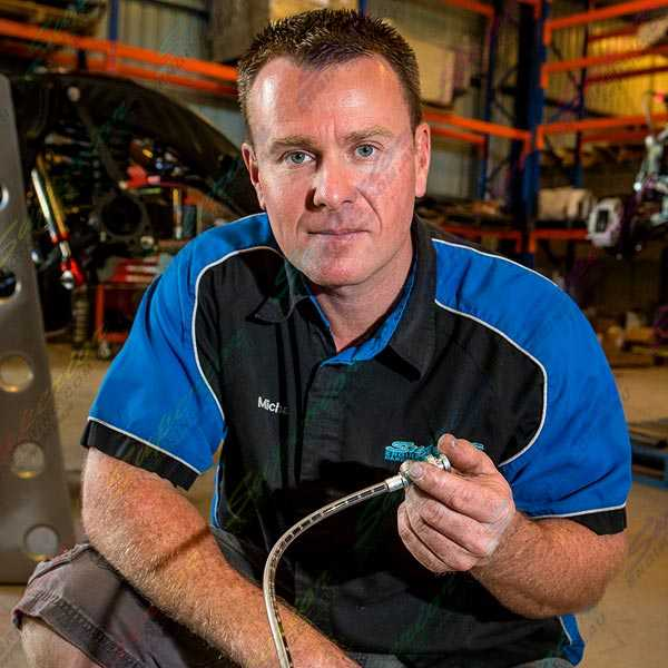 Michael Hayes explains why you need braided brake lines for your 4x4 vehicle